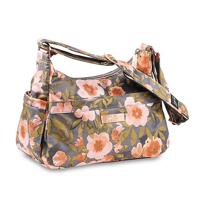 Alternate image 1 for Ju-Ju-Be® Hobobe Over-The-Shoulder Diaper Bag