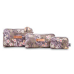 Ju-Ju-Be® 3-Piece Be Set Diaper Clutch Set in Sakura at Dusk