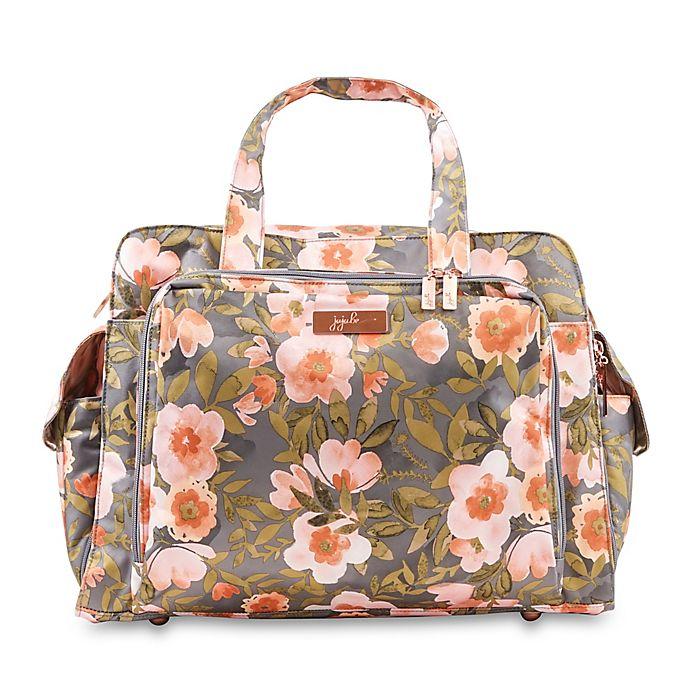 Alternate image 1 for Ju-Ju-Be® Be Prepared Over-The-Shoulder Diaper Bag in Whimsical Whisper