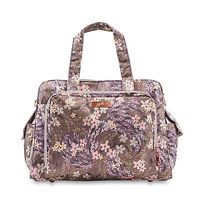 Ju-Ju-Be® Be Prepared Over-The-Shoulder Diaper Bag in Whimsical Whisper