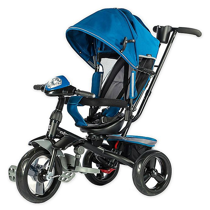 Alternate image 1 for Evezo Maks 4-in-1 Stroller Trike