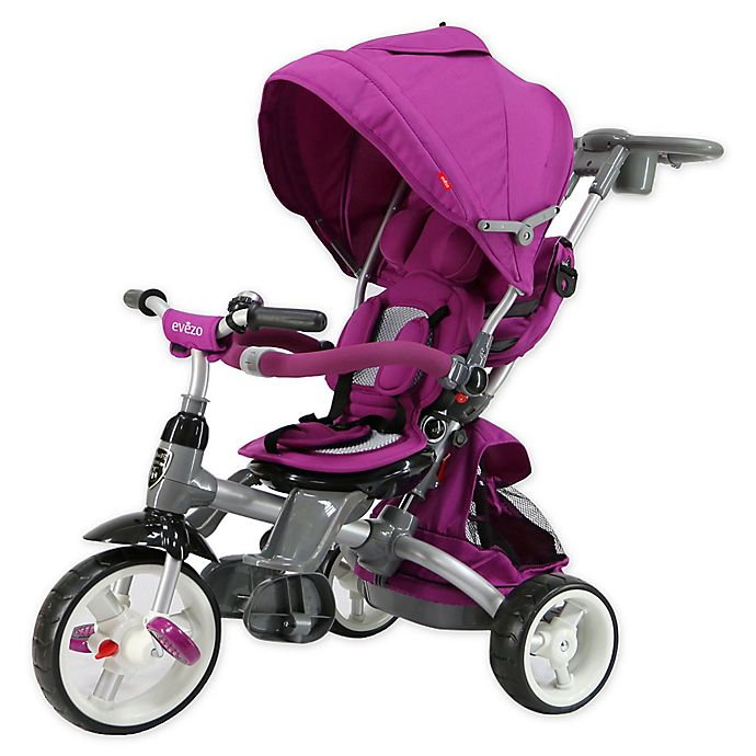 Alternate image 1 for Evezo Samzio 6-in-1 Stroller Trike