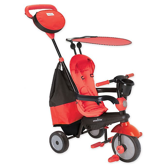 Alternate image 1 for smarTrike® Cruise 4-in-1 Trike in Red