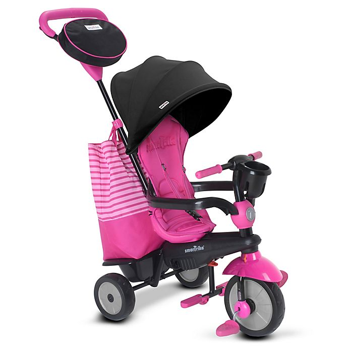 Alternate image 1 for smarTrike® 4-in-1 Swing DLX Tricycle