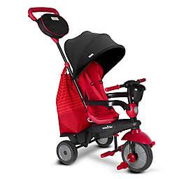 smarTrike® 4-in-1 Swing DLX Trike in Red