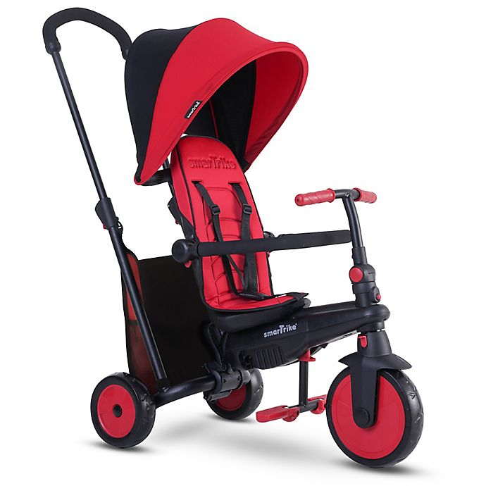 Alternate image 1 for smarTrike® smarTfold 300 Plus 6-in-1 Trike