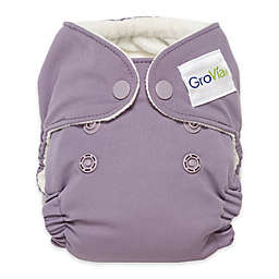 GroVia® Newborn All-in-One Cloth Diaper in Haze