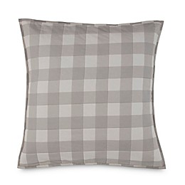 Bridge Street Alexandra European Pillow Sham in Natural