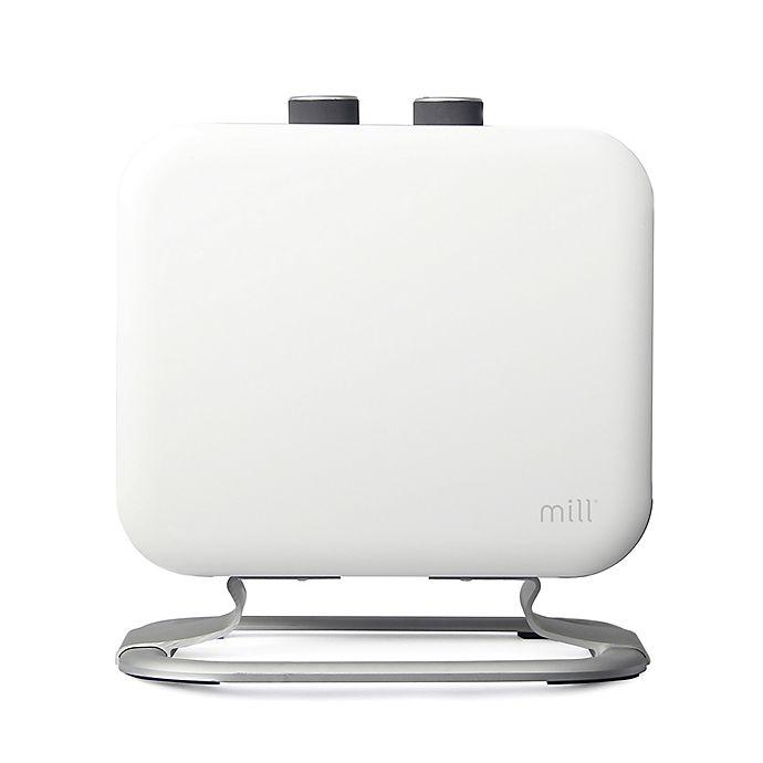 Alternate image 1 for Mill PTC Ceramic Fan Heater in White