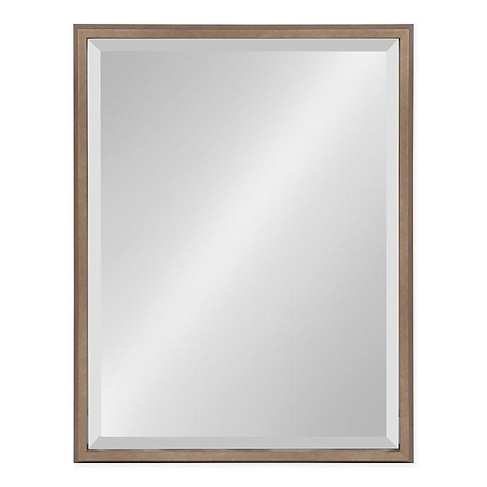Alternate image 1 for Kate and Laurel Blake Rectangular Mirror