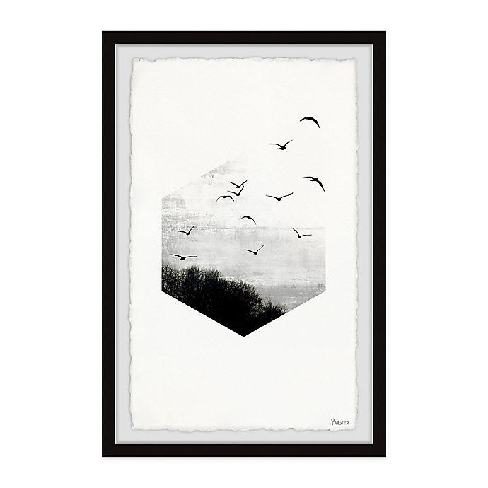 Alternate image 1 for Parvez Taj Pentagon Forest Escape 8-Inch x 12-Inch Framed Wall Art
