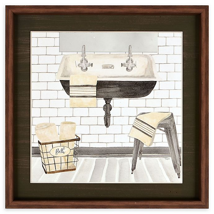 Masterpiece Art Gallery Farmhouse Bath