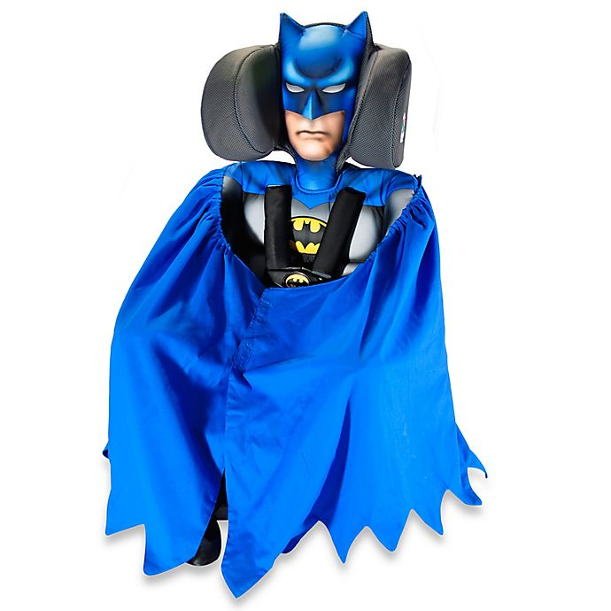 Alternate image 1 for KIDSEmbrace DC Comics Batman Combo Booster Car Seat