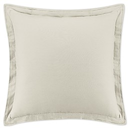 Bridge Street Hazel European Pillow Sham in Tan