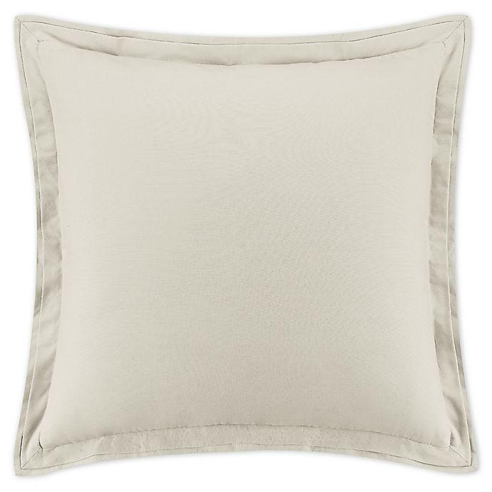 Alternate image 1 for Bridge Street Hazel European Pillow Sham in Tan