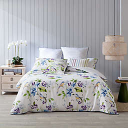KAS Australia Claudia Reversible Full/Queen Duvet Cover