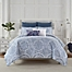 Part of the Bridge Street Luna Bedding Collection