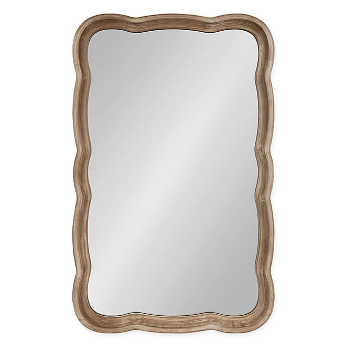 Alternate image 1 for Kate and Laurel Hatherleigh Wall Mirror in Brown