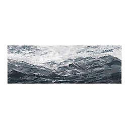 Parvez Taj Dark Ocean II Canvas Wall Art