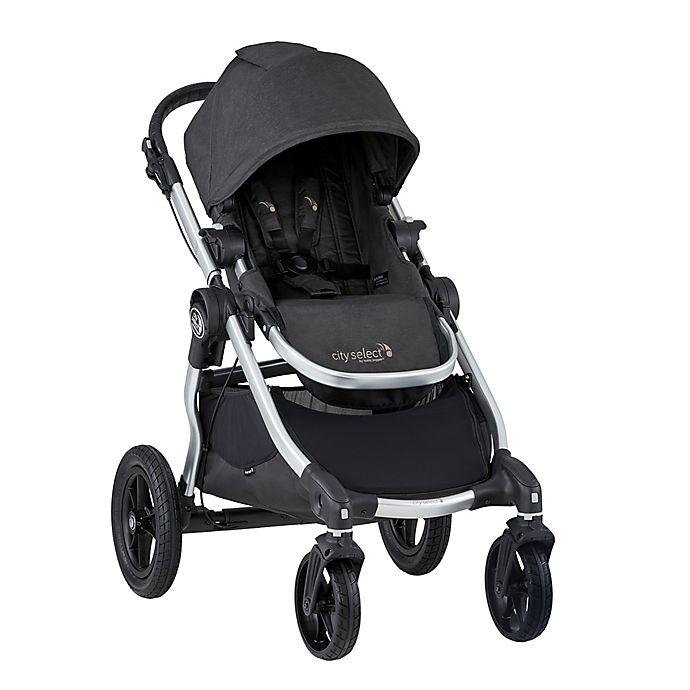 Alternate image 1 for Baby Jogger® City Select® Stroller in Jet
