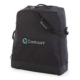 Contours® Bitsy Travel Bag in Black