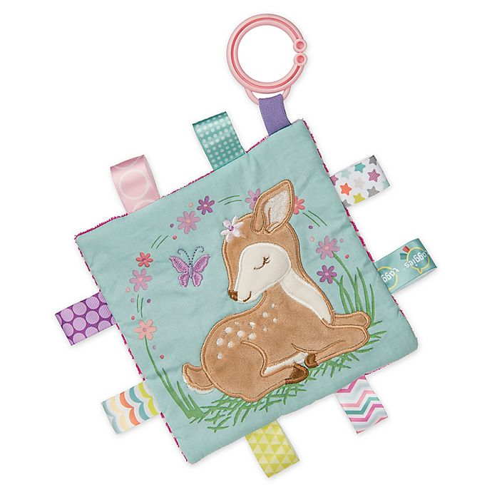 Alternate image 1 for Mary Meyer® Crinkle Me Flora Fawn Toy