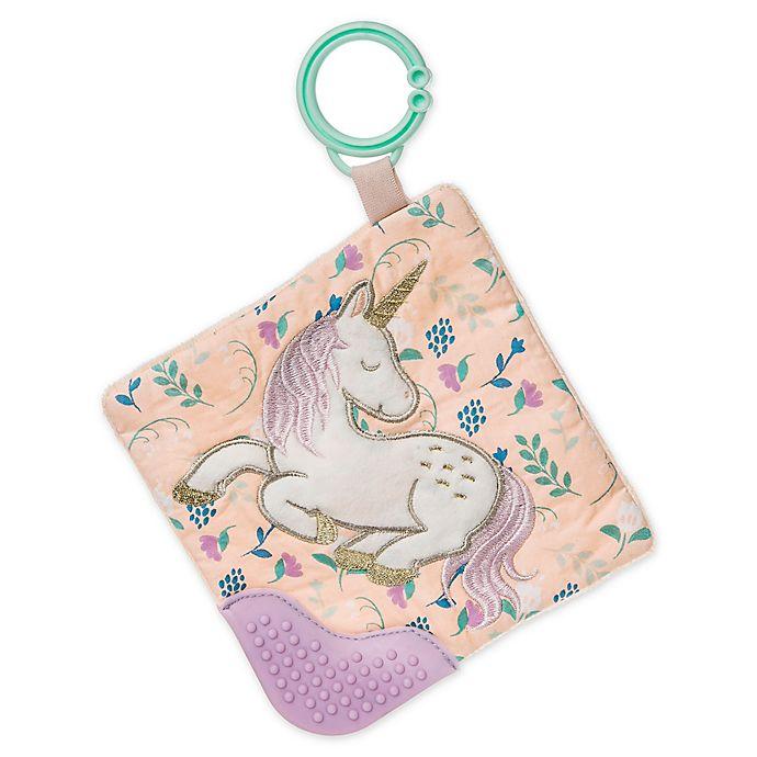 Alternate image 1 for Mary Meyer® Crinkle Me Unicorn Teether