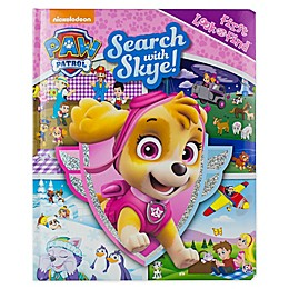 """PAW Patrol My First Look and Find® Search with Skye"" Book"