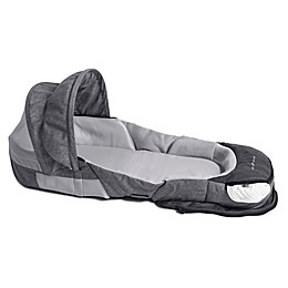 Baby Delight®  Snuggle Nest™  Adventure in Charcoal Tweed