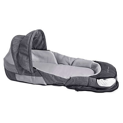 Baby Delight Snuggle Nest Adventure in Charcoal