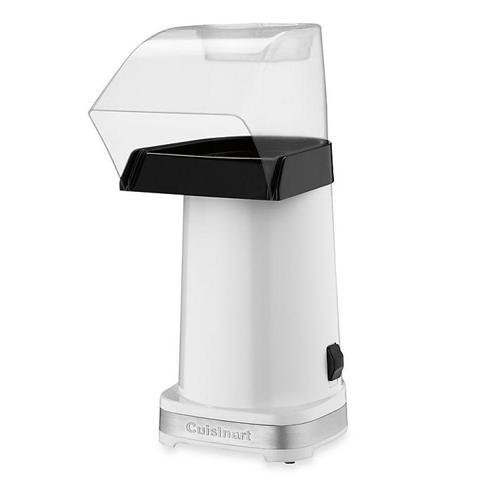 Alternate image 1 for Cuisinart® EasyPop™ Hot Air Popcorn Maker in White
