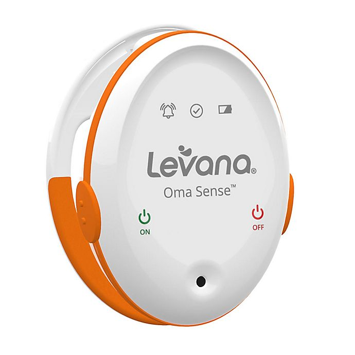 Alternate image 1 for Levana® Oma Sense™ Baby Breathing Movement Monitor with Vibrations and Audible Alerts