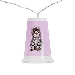 10-Light String Lights in Blush