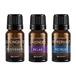 SpaRoom® 3-Pack Everyday Essential Oils