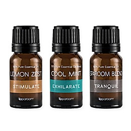SpaRoom® 3-Pack Signature Essential Oils