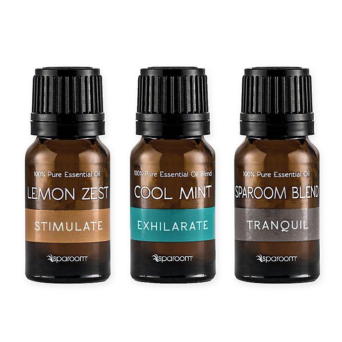 Alternate image 1 for SpaRoom® 3-Pack Signature Essential Oils