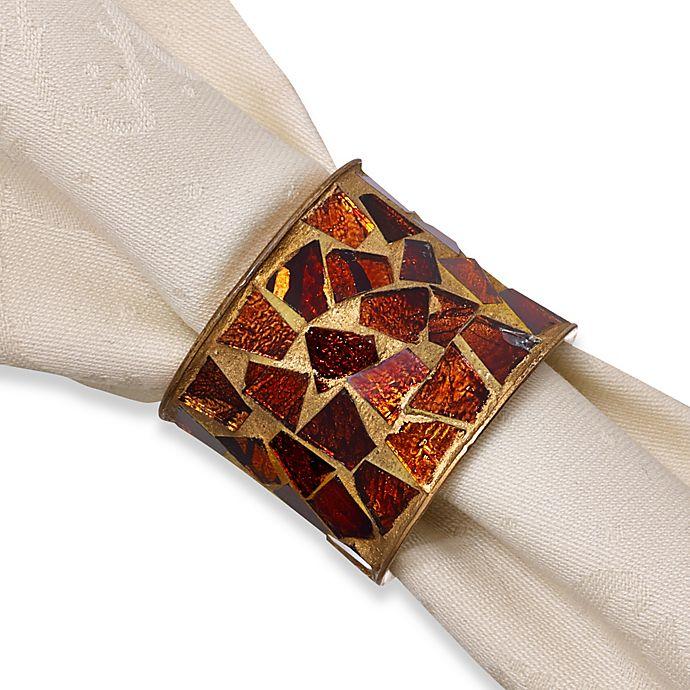 Alternate image 1 for Tuscan Tiles Napkin Ring