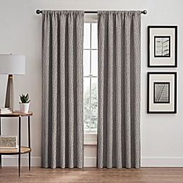 Signora Rod Pocket/Back Tab Room-Darkening Window Curtain Panel
