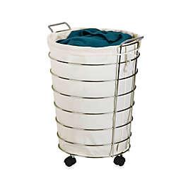 Laundry Basket On Wheels Bed Bath Beyond