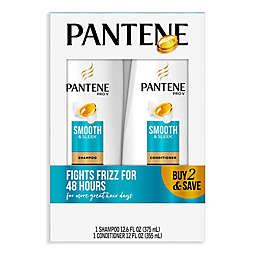 Pantene® Pro-V 24.6 fl. oz. Smooth & Sleek Shampoo/Conditioner Set