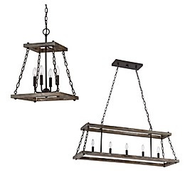 Quoizel® Dwelling Chandelier Collection