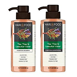 Hair Food 10.1 fl. oz. Tea Tree and Lavender Sulfate-Free Hair Care Collection