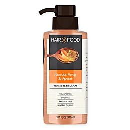 Hair Food 10.1 fl. oz. Manuka Honey and Apricot Sulfate-Free Moisturizing Shampoo