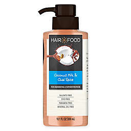 Hair Food 10.1 fl. oz. Coconut and Chai Spice Sulfate-Free Conditioner