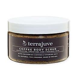 Terrajuve 4 oz. Natural Organic Coffee Body Scrub