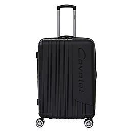 Cavalet Malibu Hardside Spinner Checked Luggage