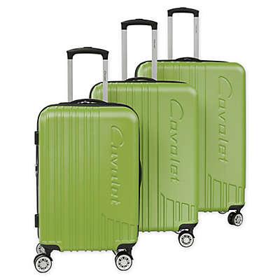 Cavalet Malibu 3-Piece Hardside Spinner Luggage Set