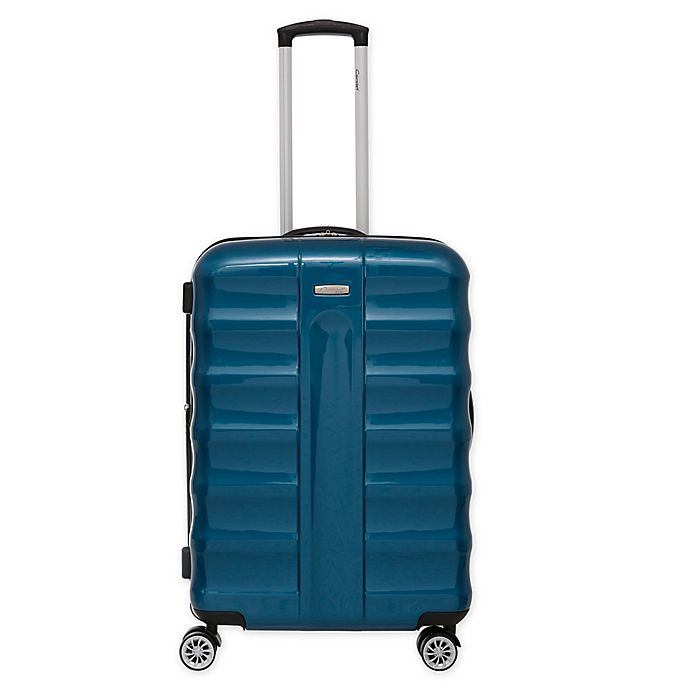 Alternate image 1 for Cavalet Artic 20-Inch Hardside Spinner Carry On Luggage in Sea Blue