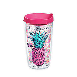 feb0c9faf0c Tervis® Simply Southern® Pineapple 16 oz. Wrap Tumbler with Lid