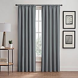 Stellar Rod Pocket/Back Tab Room-Darkening Window Curtain Panel